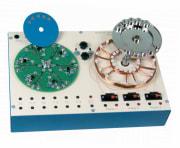 Modell for automatisk styrt synkron maskin
