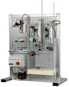 Pneumatikk-modell med PLS
