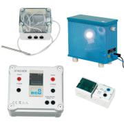 Temperatur kontrollenhet med PID sløyfe (4-20mA/PT100)