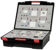KNX Smarthussystem i koffert (med wifi)