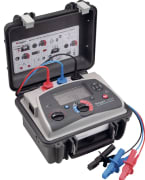 MIT525 5kV Isolasjonstester med PI,DAR,DD,SV samt Ramptest