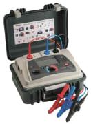 MIT1525 15kV Isolasjonstester med PI,DAR,DD,SV samt Ramptest