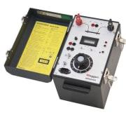 MOM200 mikroohmmeter med tilbehør 5m