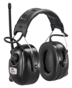 3M DAB+ FM-radio hørselvern hodebøyle