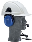 Peltor Headsett for helmet Atex