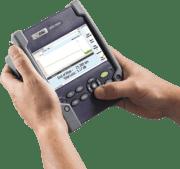 MTS-2000 Håndholdt modulær OTDR for Multimodus fiber
