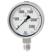 PG23HP-S Manometer for høye trykk