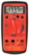 5XP-A Digitalt multimeter med manuelt områdevalg