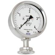 PG43SA-S Hygienisk manometer