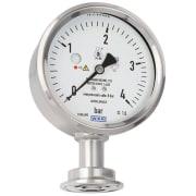 PG43SA-S Hygienisk manometer med membranovervåking