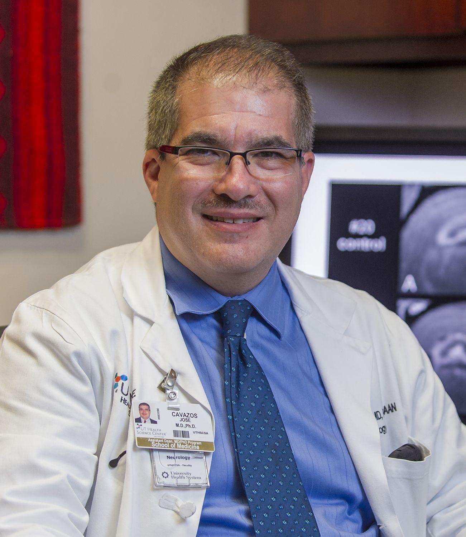 Jose Cavazos // International League Against Epilepsy