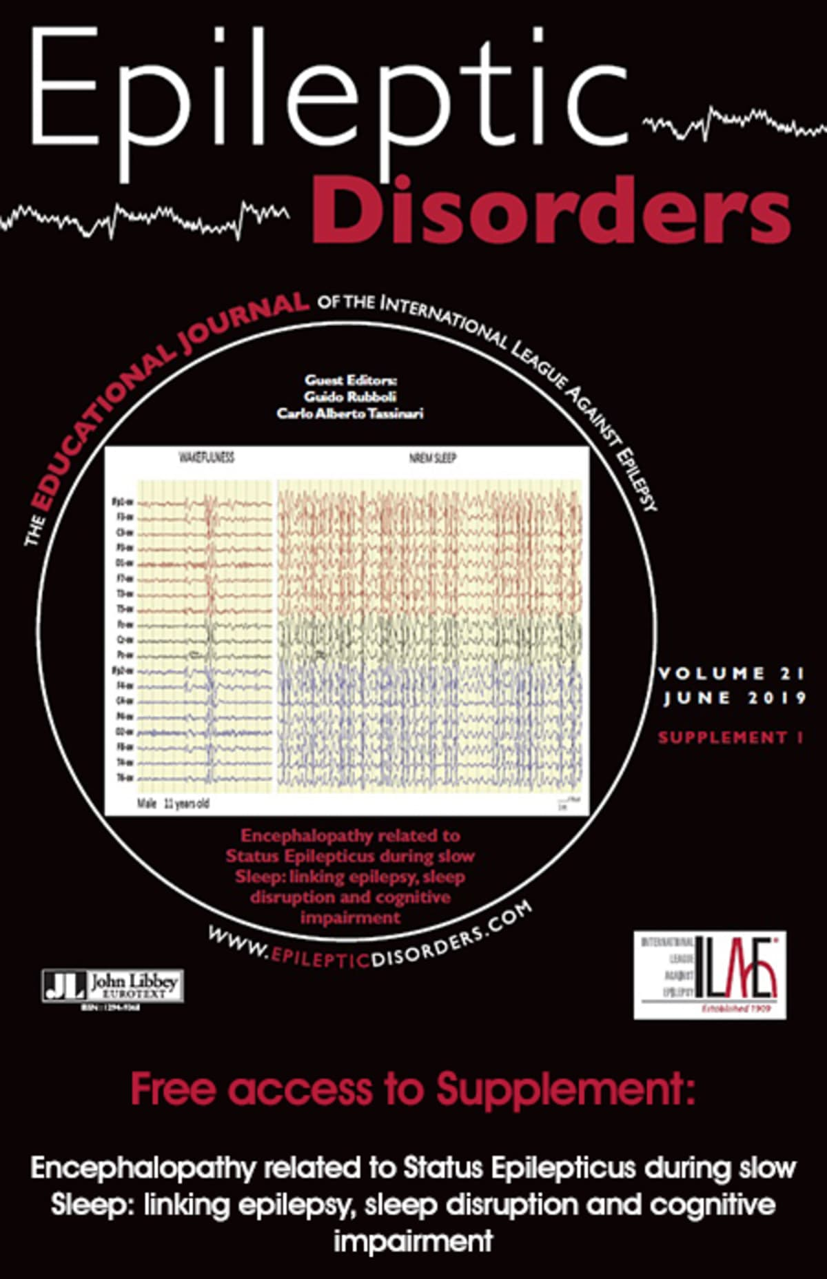 Epileptic Disorders – The Educational E-Journal of the ILAE