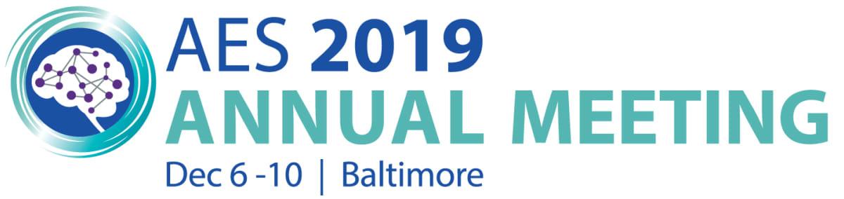AES Annual Meeting 2019 // International League Against Epilepsy