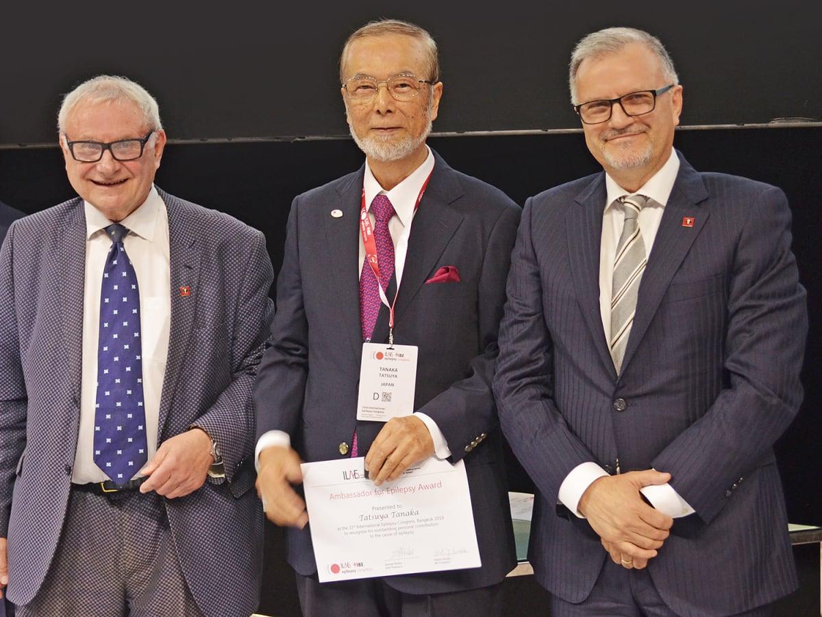 33rd International Epilepsy Congress // International League Against