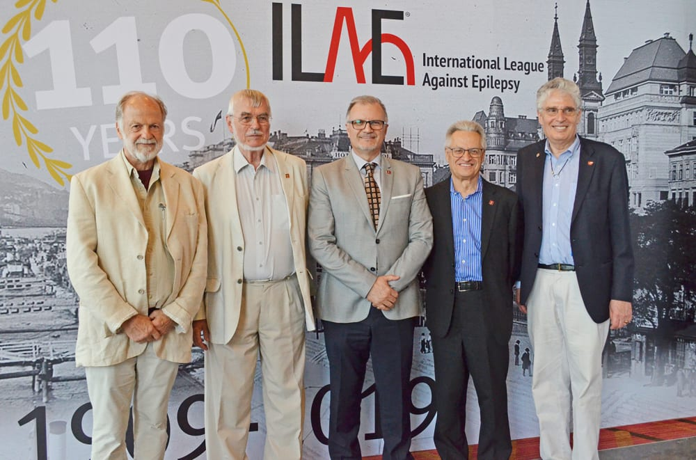 Past Presidents of the ILAE