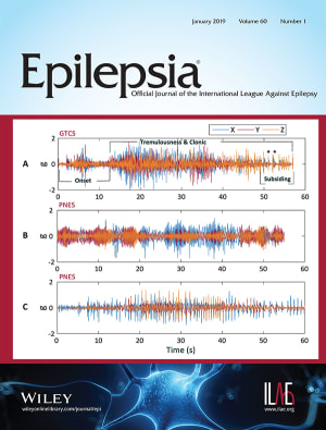 Epilepsia cover January 2019