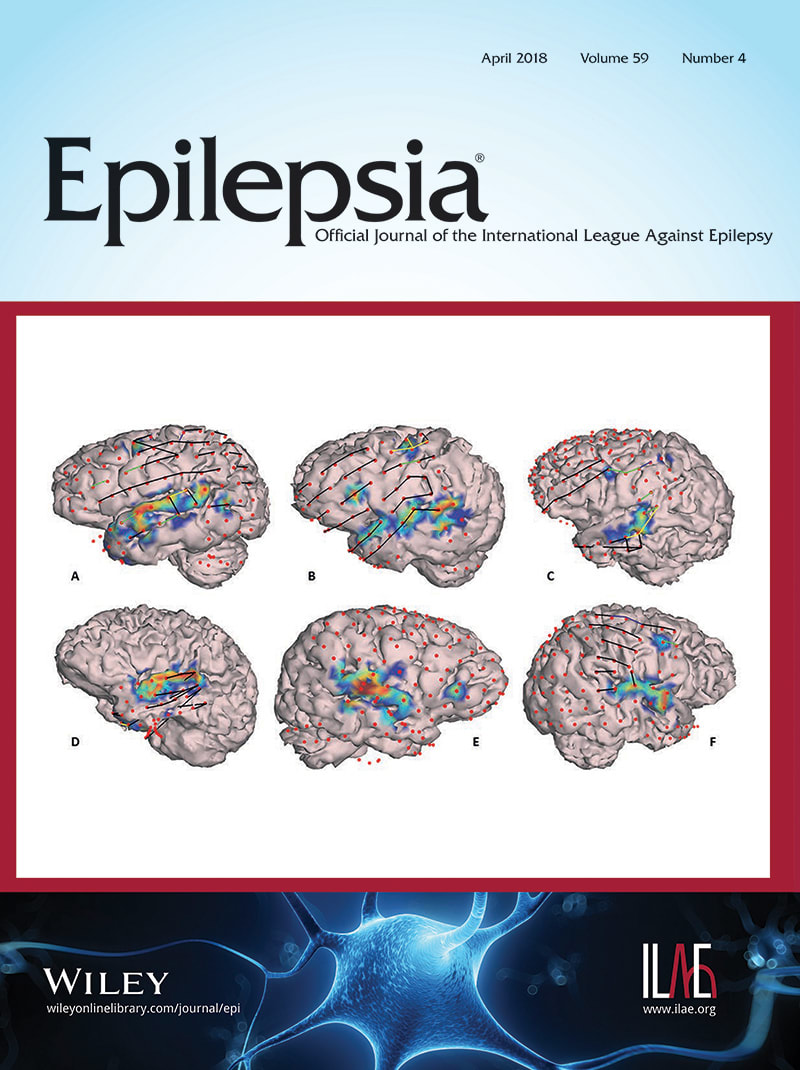 Epilepsia Cover April 2018