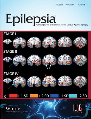 Epilepsia Cover May 2018