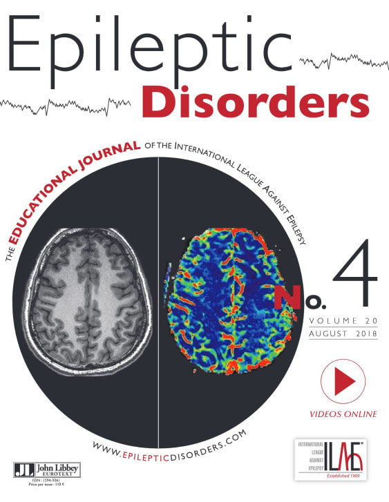 Epileptic Disorders 2018, no.4