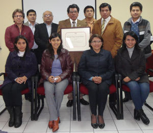 50 years of service to the ILAE - Peru - 2012