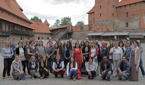 BSSSE 10 Trakai Group