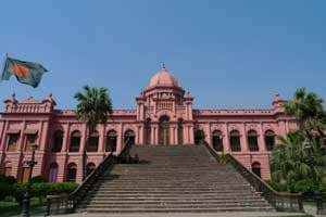 Spotlight - The Pink Palace - Bangladesh