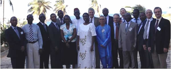 Dakar Conference on the formation of the CAA