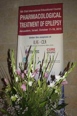 6th Eilat: Pharmacological Treatment of Epilepsy floral