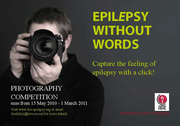 Epilepsy Without Words - IBE Photo Competition