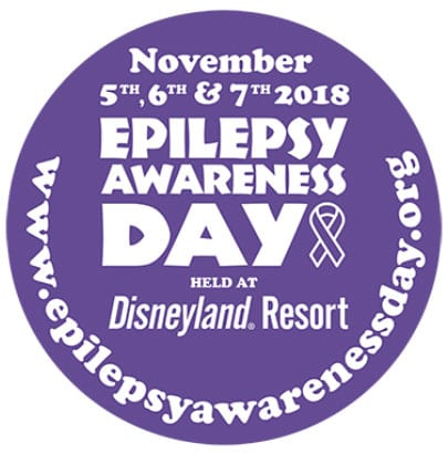 Epilepsy Awareness Day Disney 2018