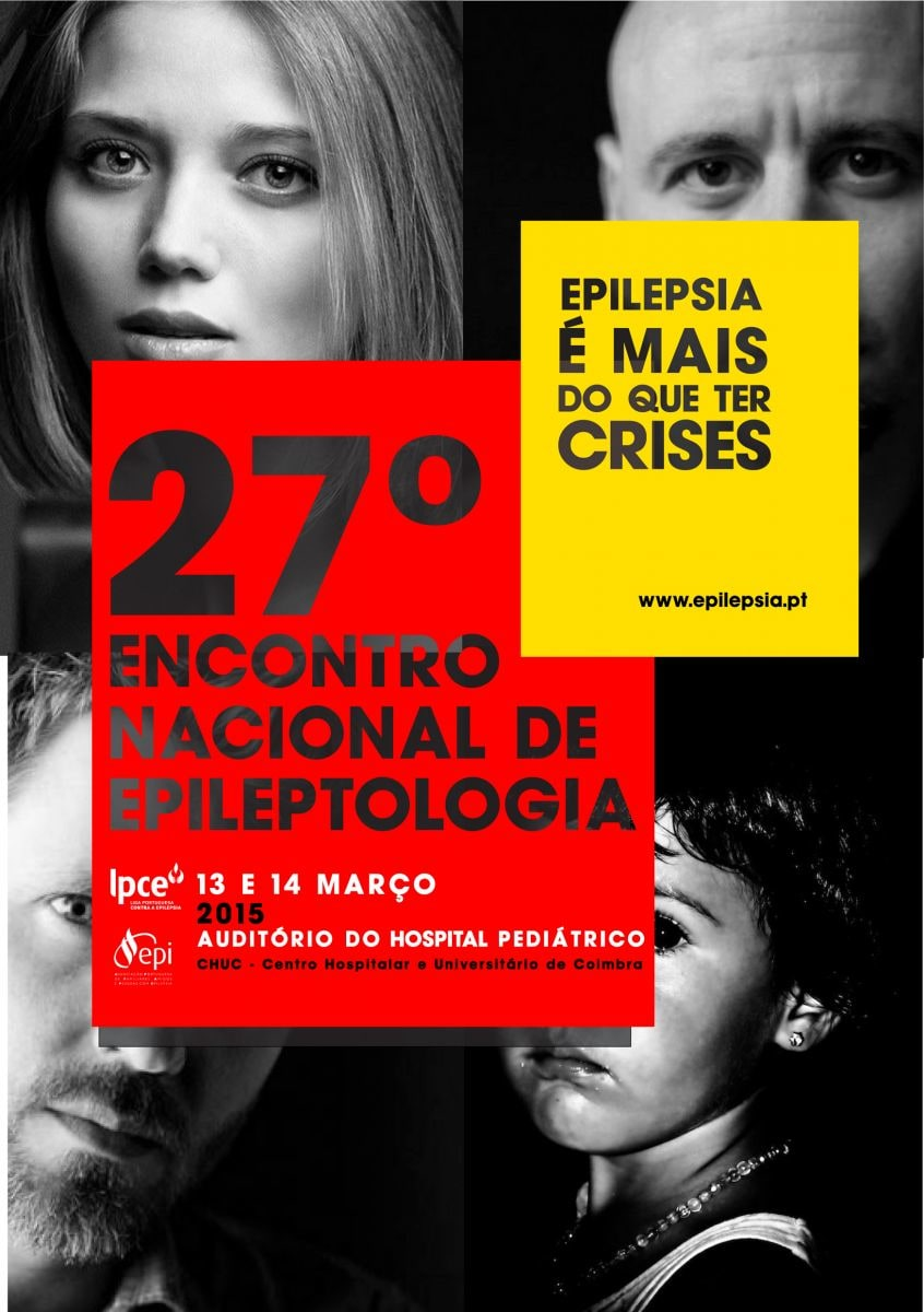 Spotlight - 13-14 March, 2015 Encontro Nacional de Epileptologia - Portugal