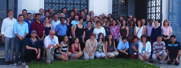 Group picture of 2013 San Servolo Epilepsy Summer Course