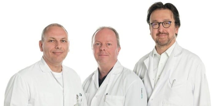 The Swiss League Against Epilepsy has presented its 2018 Research Recognition Award to Prof. Roland Wiest, Dr. Claus Kiefer and Prof. Kaspar Schindler of the University Hospital of Bern.