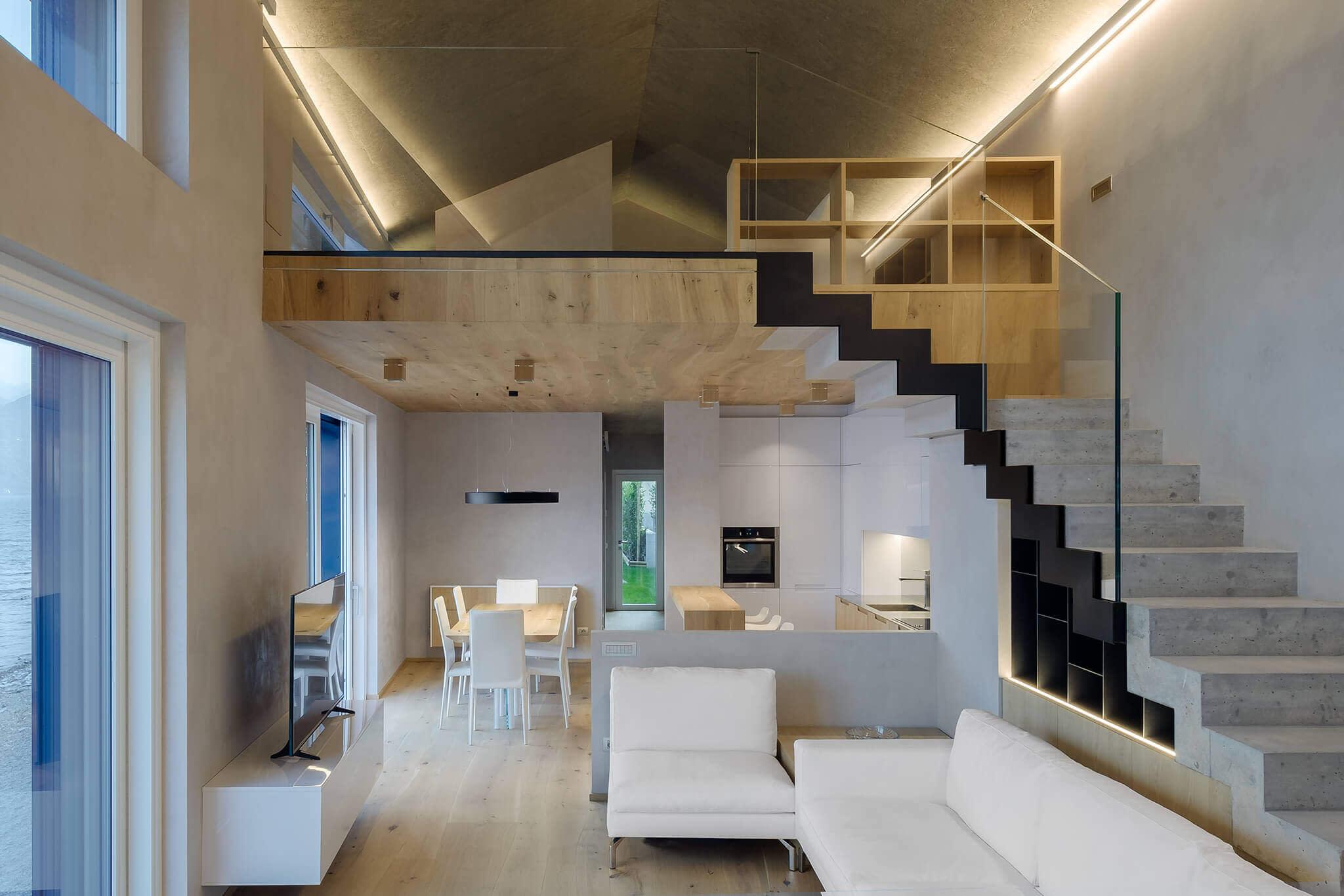 Fotografie Abitazione a Sansiro, Architetto Francesco Venzi