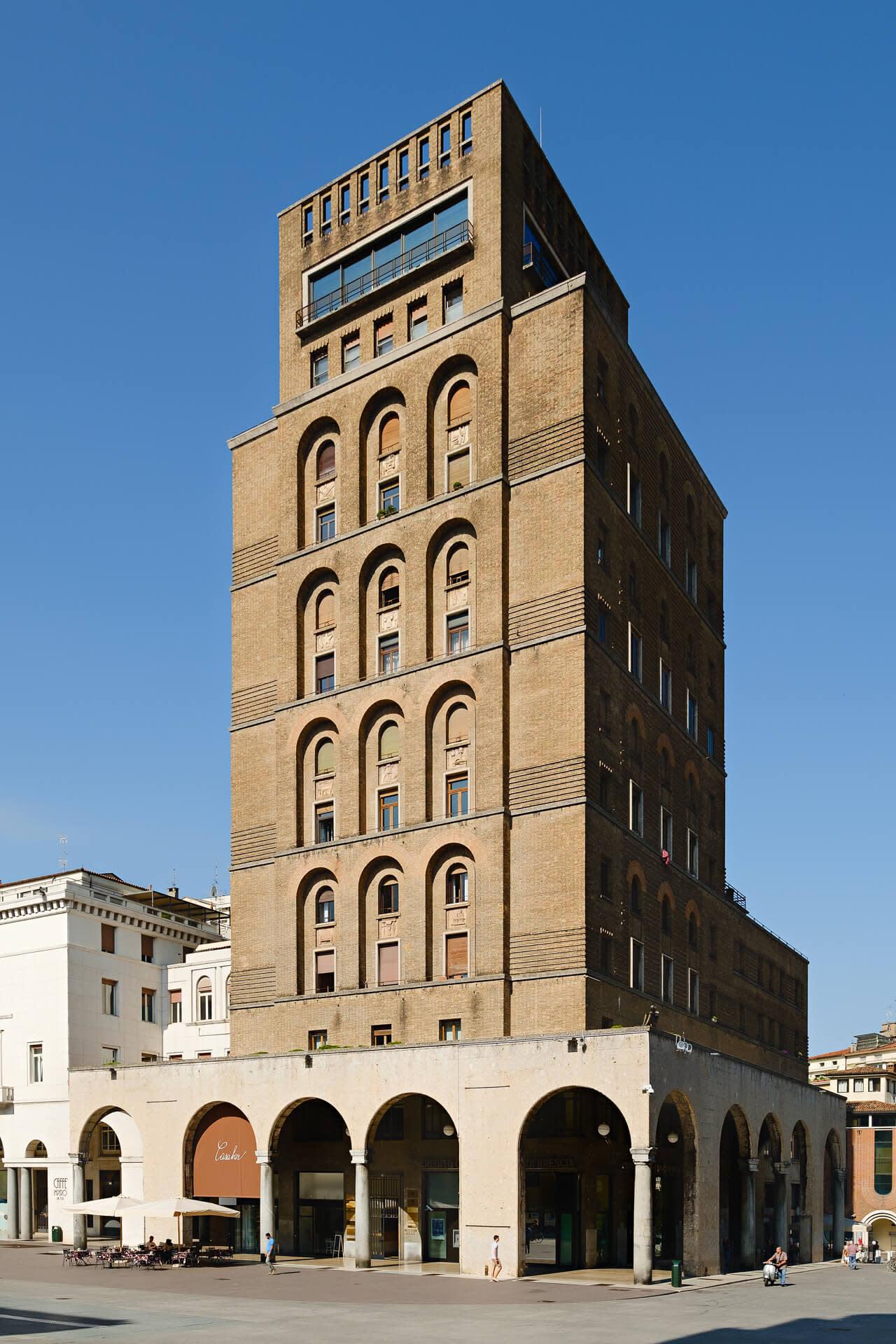 Torrione INA - Brescia