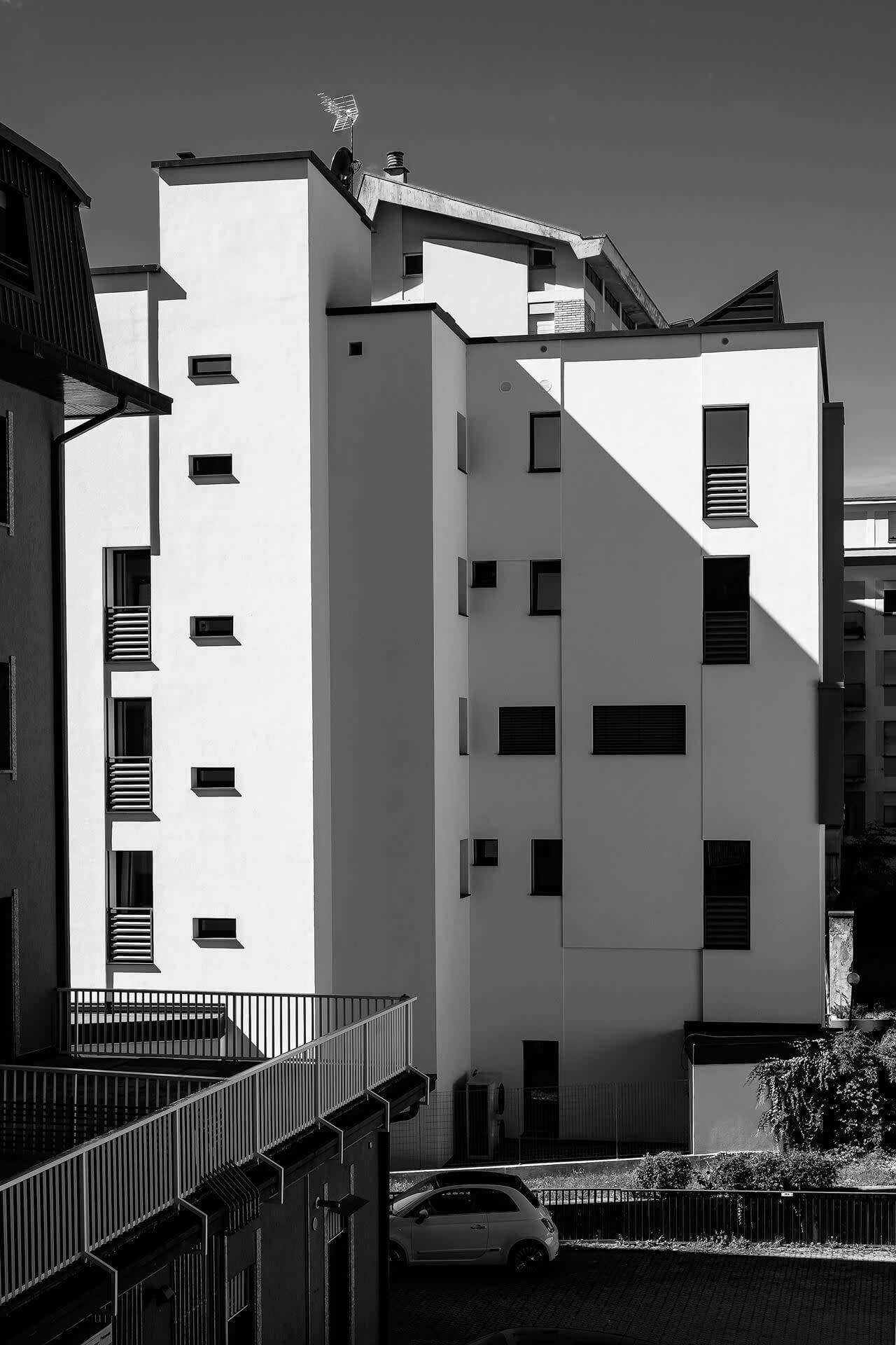 Via Mazzini - Sondrio