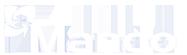 Mando logo white no bg 55px ht tdcnff