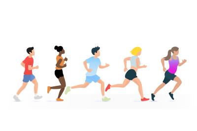 Runners #3