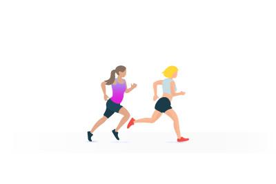 Runners #1