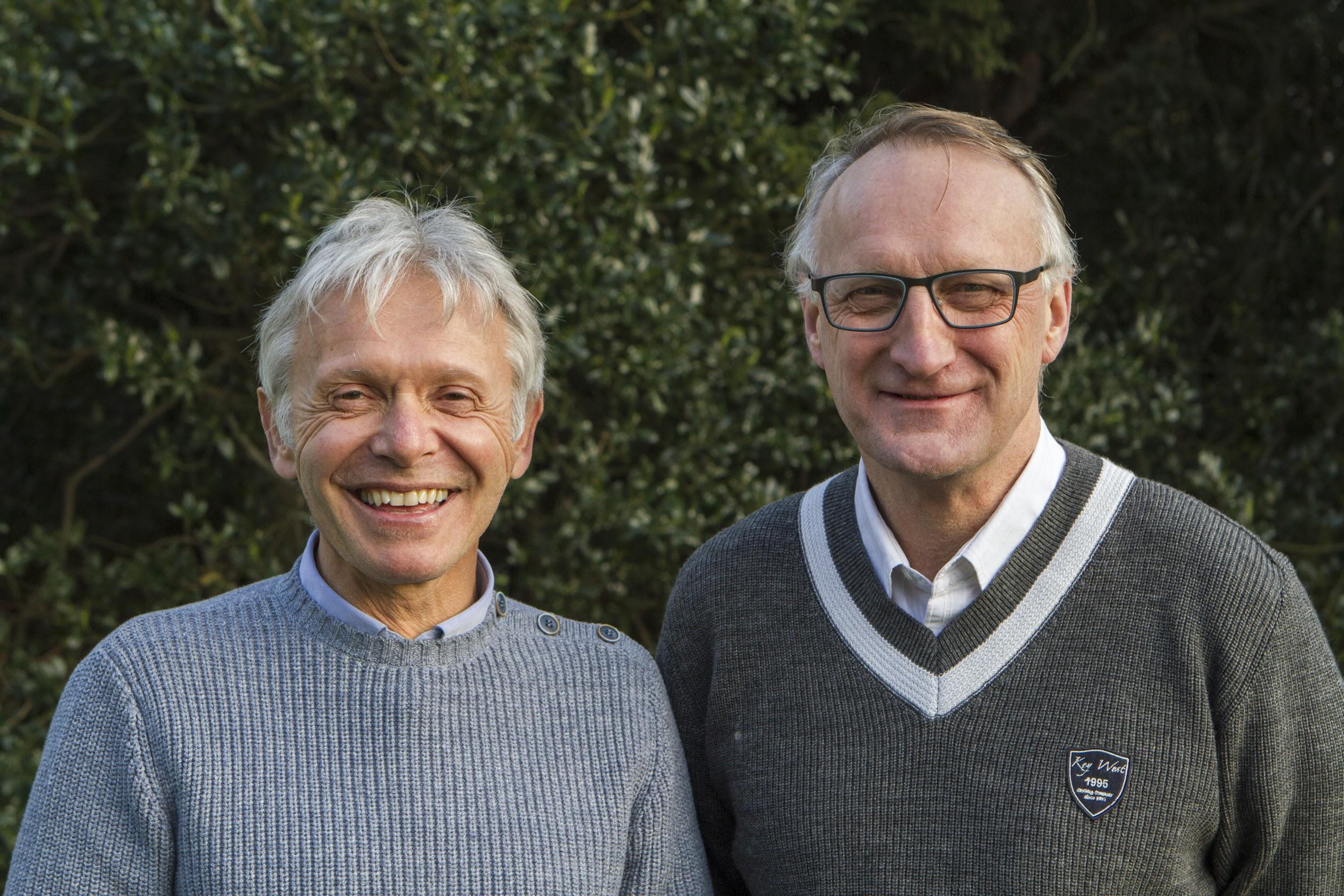 Finn og Pierre