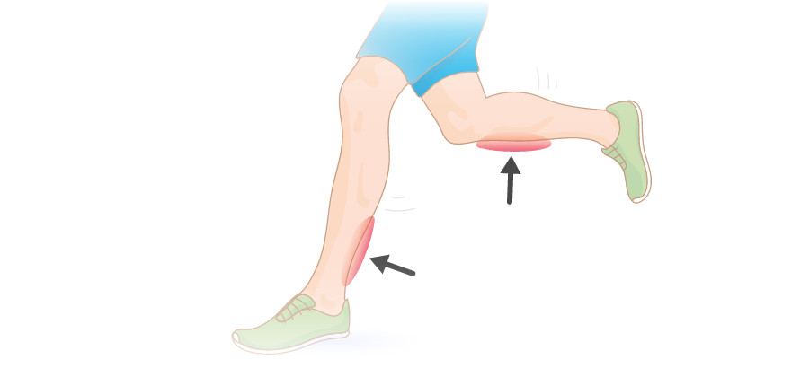 Managing Calf Pain and Shin Splints When Running