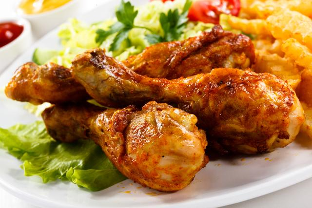 Ayam kaya protein berkualitas tinggi