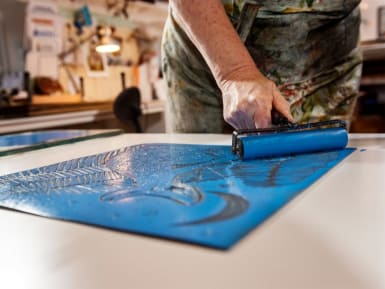 A beginner's guide to lino printing