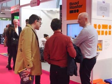 The BeadMaster™ launch event at London Build 2019
