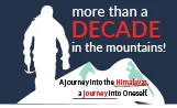 More than a decade in the mountain
