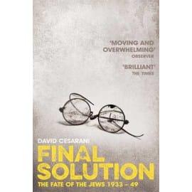 Final Solution (David Cesarani, Paperback, 9780330535373)