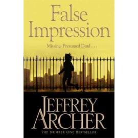 False Impression (Jeffrey Archer, Paperback, 9781447218159)