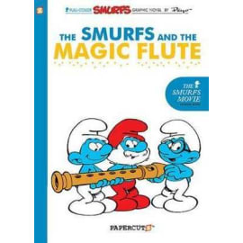 The Smurfs #2: The Smurfs And The Magic Flute (Peyo, Paperback, 9781597072083)