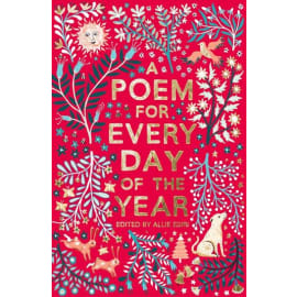 A Poem For Every Day Of The Year (Allie Esiri, Hardback, 9781509860548)