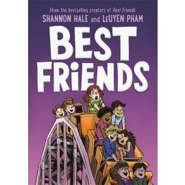 Best Friends (Shannon Hale, Paperback, 9781250317469)